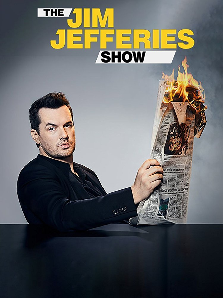 Watch Movie The Jim Jefferies Show - Season 2