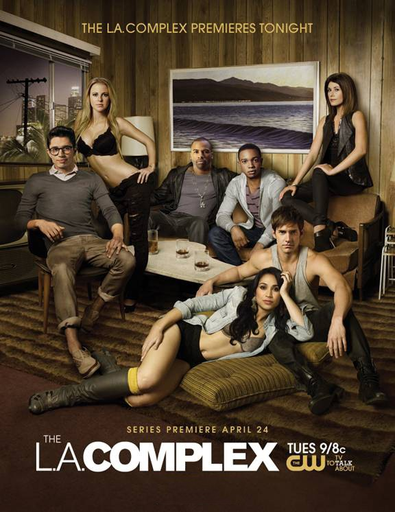 Watch Movie The LA Complex - Season 2