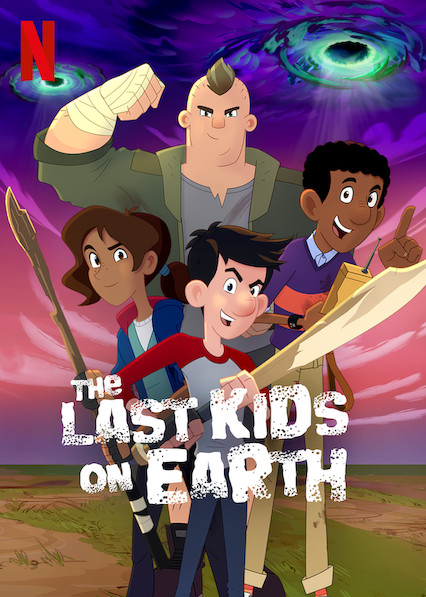 Watch Movie The Last Kids on Earth - Season 1