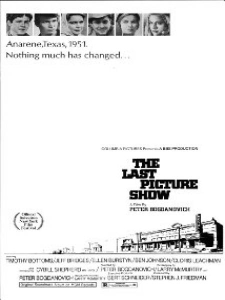 Watch Movie The Last Picture Show
