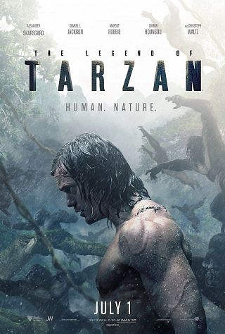 Watch Movie The Legend of Tarzan