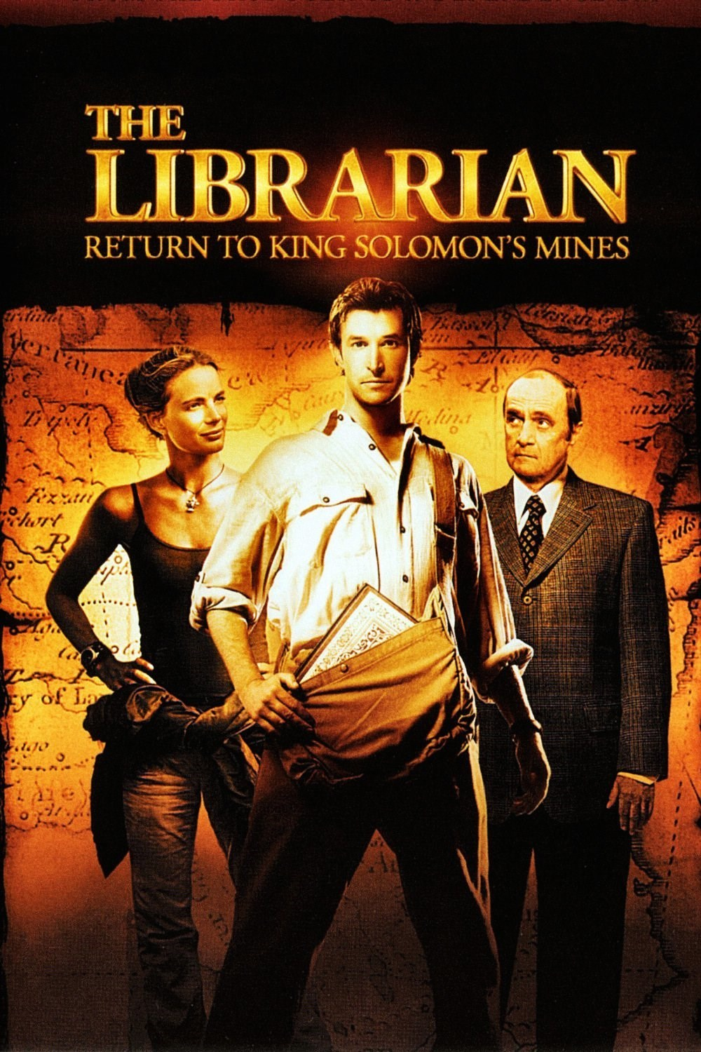 Watch Movie The Librarian: Return to King Solomon's Mines