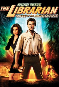 Watch Movie The Librarian: The Curse of the Judas Chalice
