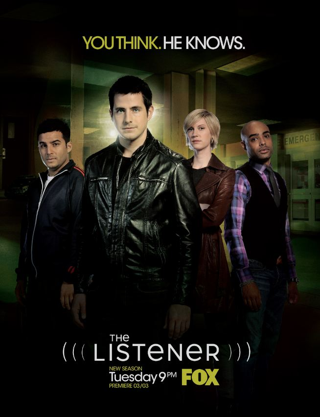 Watch Movie The Listener - Season 03