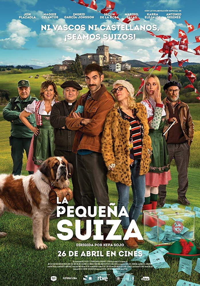 Watch Movie The Little Switzerland