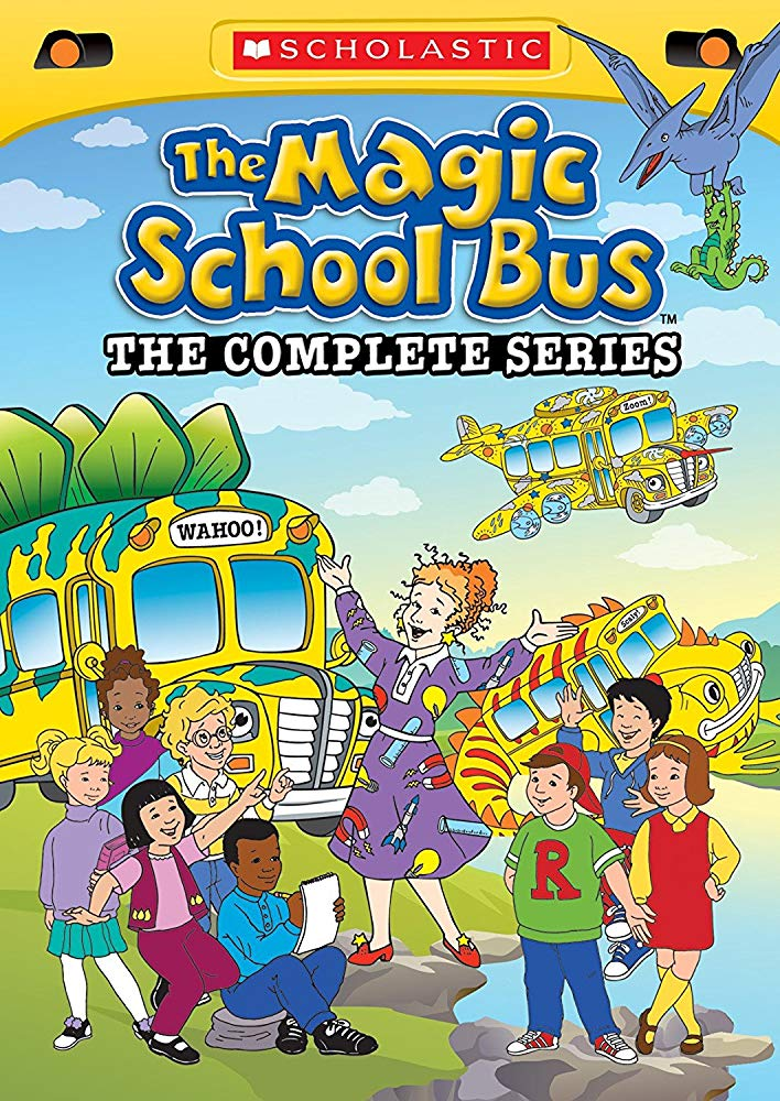 Watch Movie The Magic School Bus - Season 1