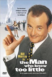 Watch Movie The Man Who Knew Too Little