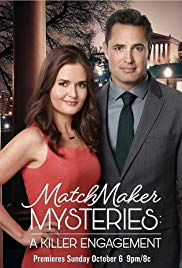Watch Movie The Matchmaker Mysteries: A Killer Engagement