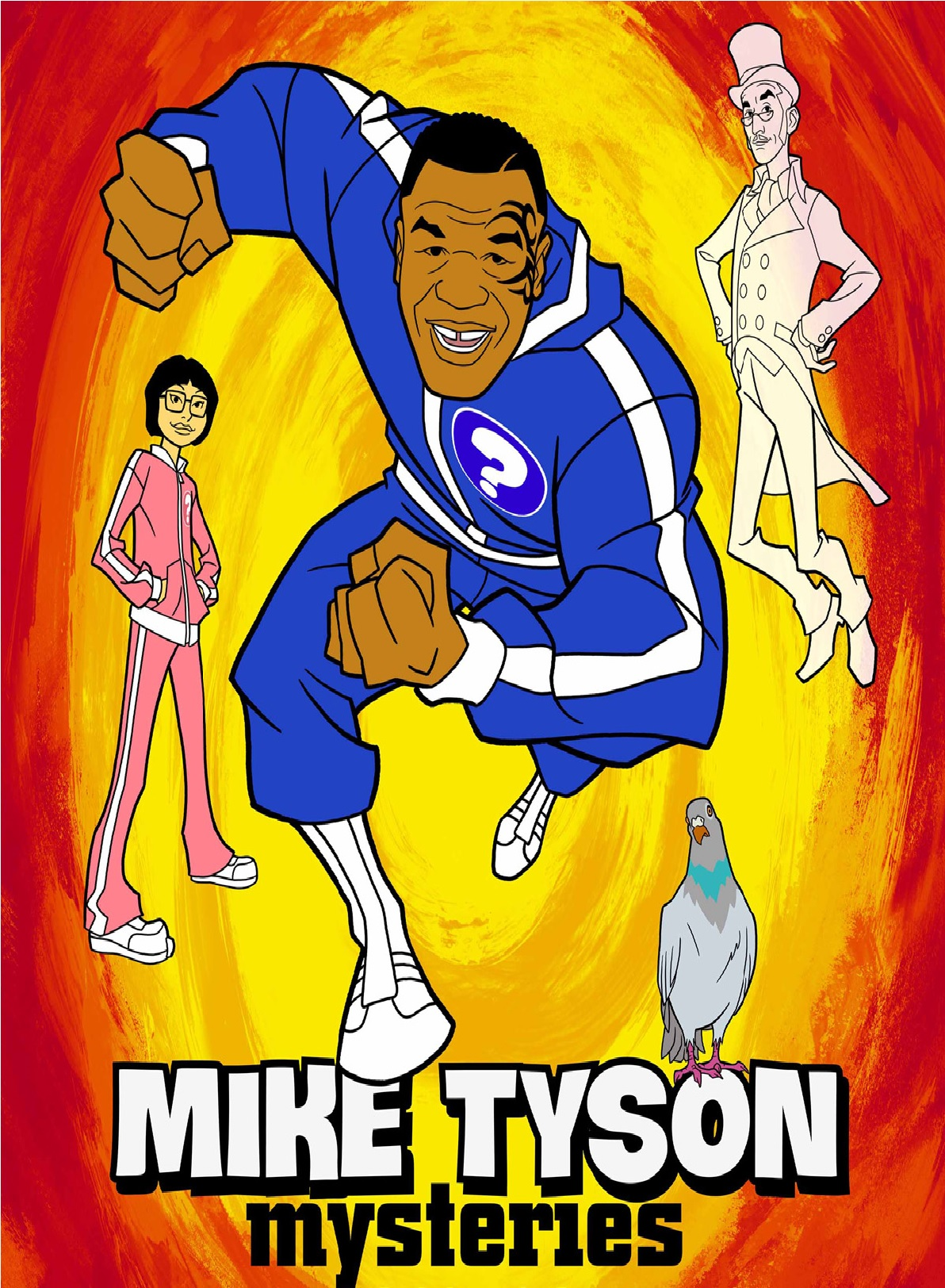 Watch Movie The Mike Tyson Mysteries - Season 4
