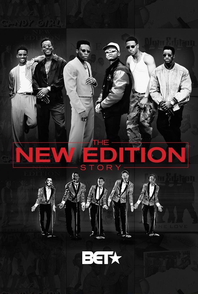 Watch Movie The New Edition Story - Season 1