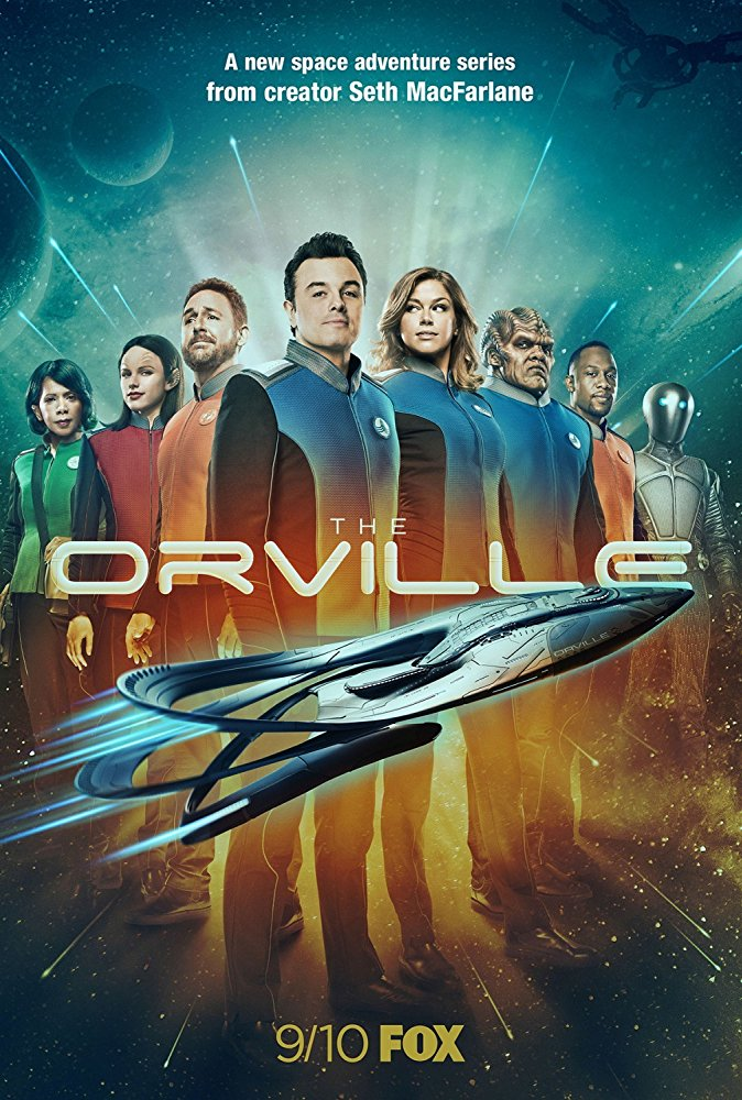 Watch Movie The Orville - Season 01