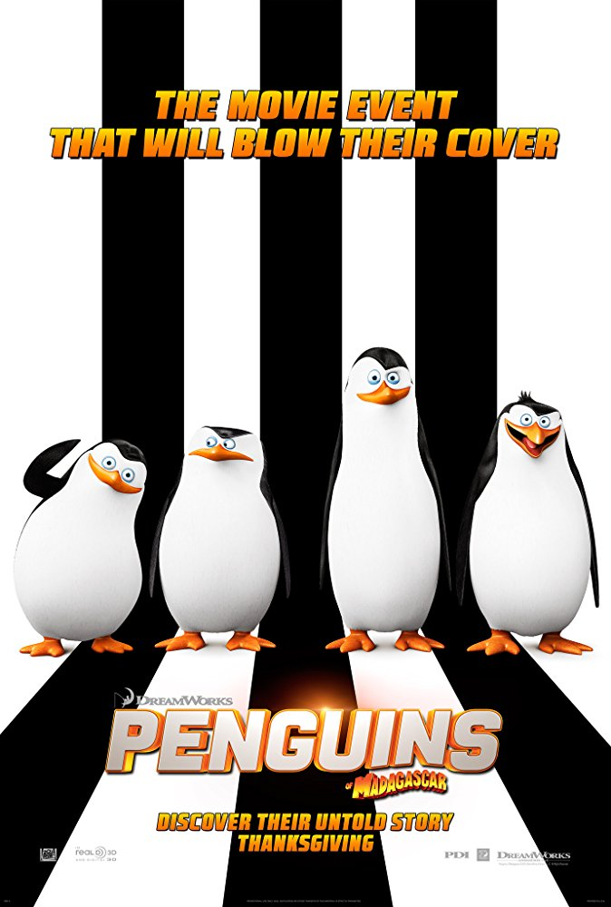 Watch Movie The Penguins of Madagascar - Season 3