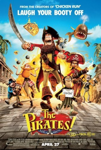 Watch Movie The Pirates! Band of Misfits