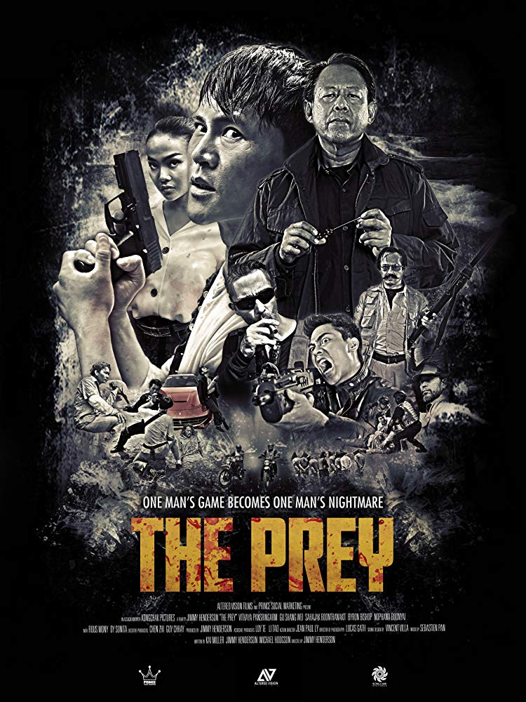Watch Movie The Prey