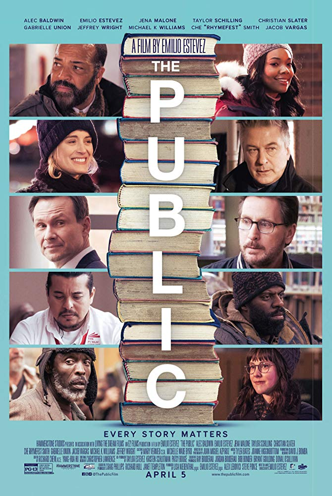 Watch Movie The Public