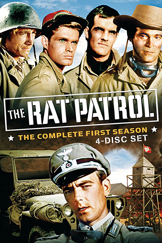 Watch Movie The Rat Patrol - Season 1