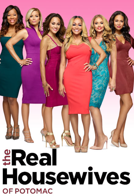 Watch Movie The Real Housewives of Potomac - Season 3