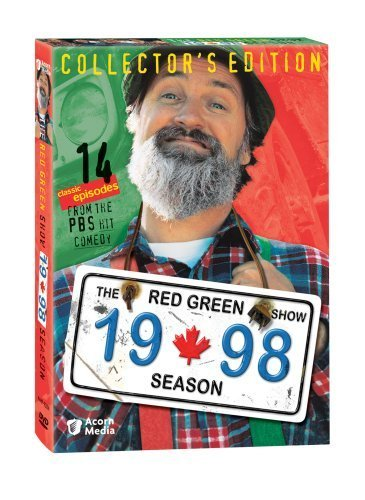 Watch Movie The Red Green Show - Season 4