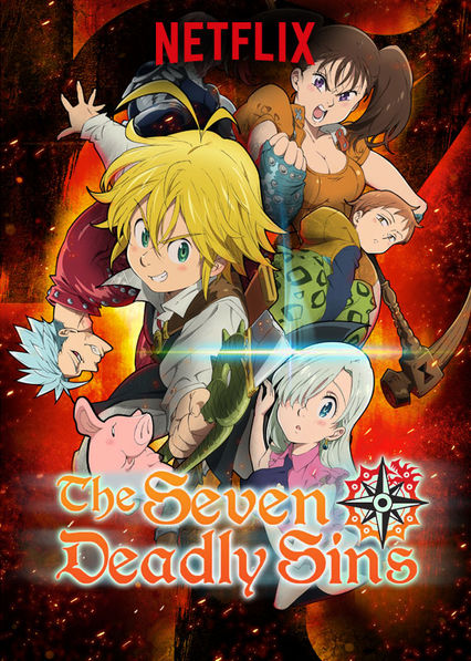 Watch Movie The Seven Deadly Sins - Season 1