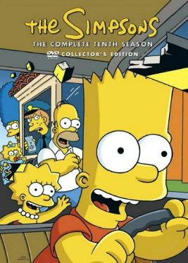 Watch Movie The Simpsons - Season 10