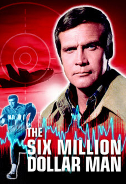 The Six Million Dollar Man - Season 5