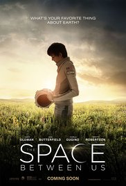 Watch Movie The Space Between Us