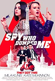 Watch Movie The Spy Who Dumped Me