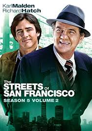 Watch Movie The Streets of San Francisco season 5