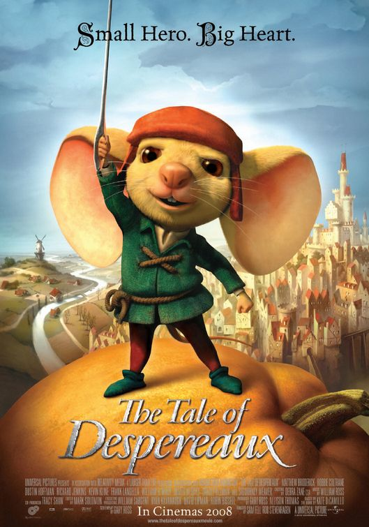 Watch Movie The Tale of Despereaux