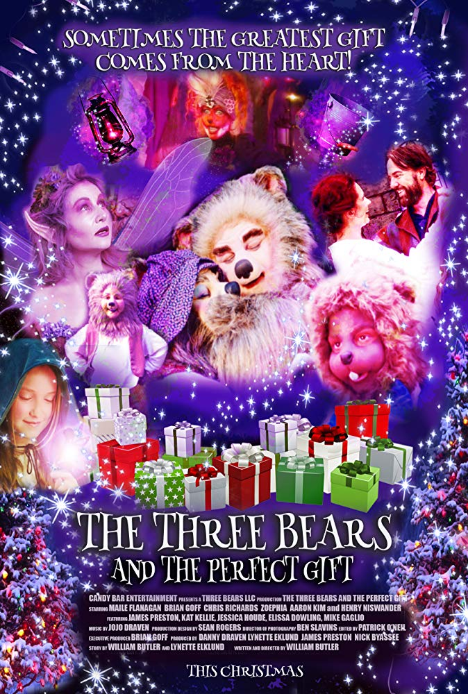 Watch Movie The Three Bears and the Perfect Gift