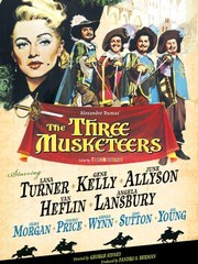 Watch Movie The Three Musketeers (1948)