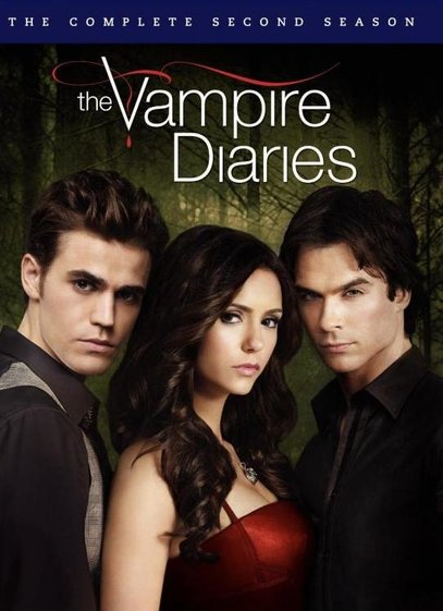Watch Movie The Vampire Diaries - Season 2