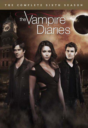Watch Movie The Vampire Diaries - Season 6