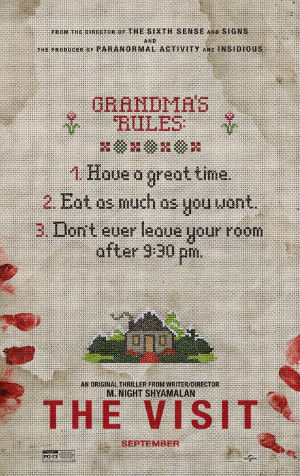 Watch Movie The Visit