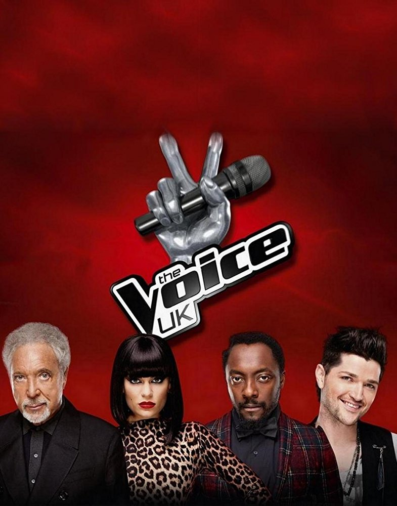Watch Movie The Voice UK 2016