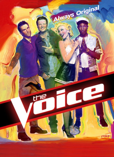 Watch Movie The Voice US - Season 9