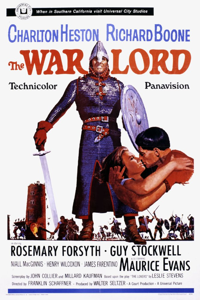 Watch Movie The War Lord