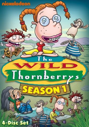 Watch Movie The Wild Thornberrys - Season 1