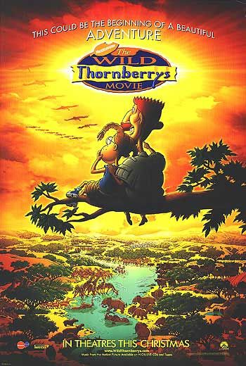 Watch Movie The Wild Thornberrys - Season 3