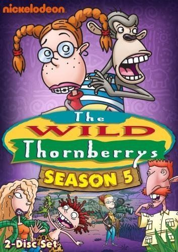 Watch Movie The Wild Thornberrys - Season 5