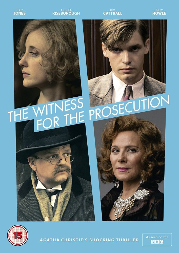 Watch Movie The Witness for the Prosecution - Season 1