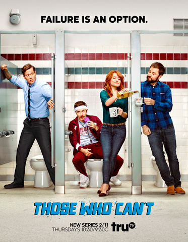 Watch Movie Those Who Can't - Season 3