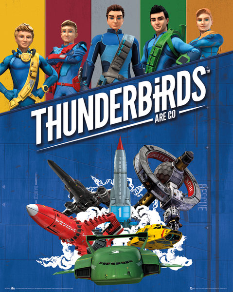 Watch Movie Thunderbirds Are Go - Season 2