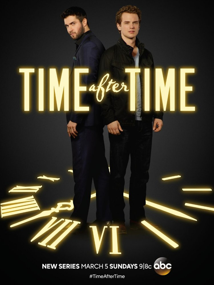 Watch Movie Time After Time - Season 1