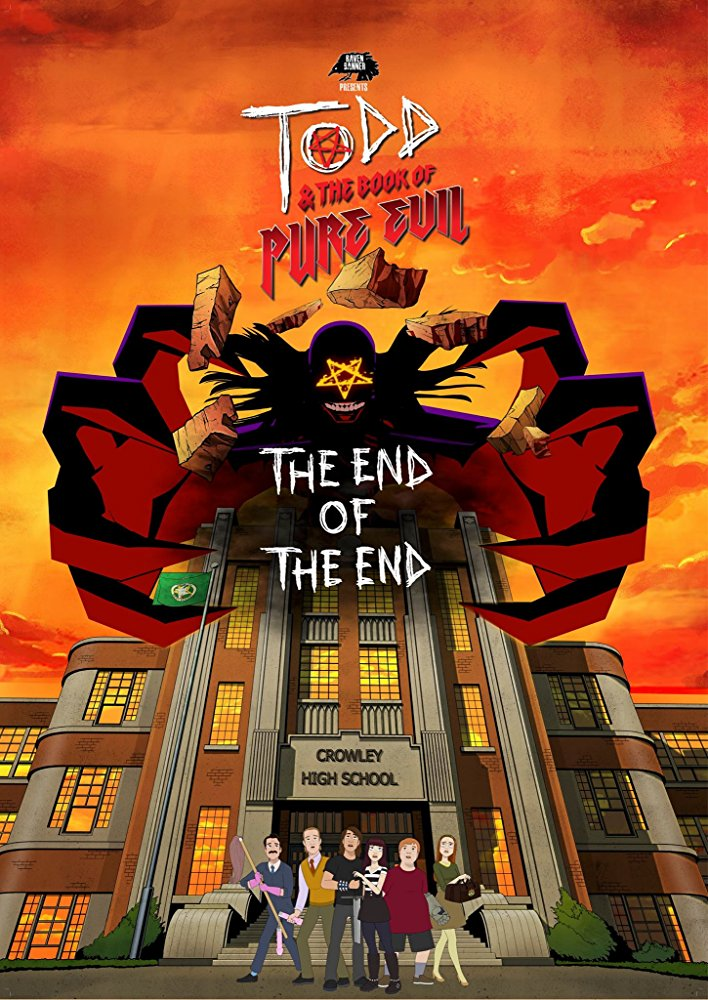 Watch Movie Todd and the Book of Pure Evil: The End of the End