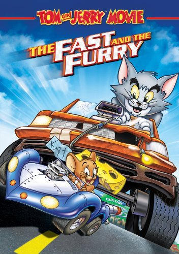 Watch Movie Tom and Jerry The Fast and the Furry