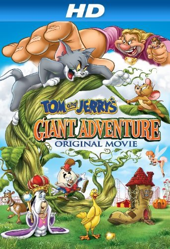 Watch Movie Tom and Jerrys Giant Adventure