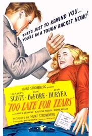 Watch Movie Too Late for Tears