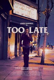 Watch Movie Too Late
