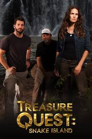 Watch Movie Treasure Quest: Snake Island  - Season 3